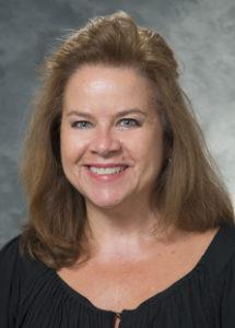 Media Solutions staff, Judy Kominski