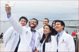 Media Solutions; Photography; University of Wisconsin; School of Medicine and Public Health; UW-Madison; White Coat