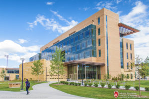 UW-Madison; Architecture; UWSMPH; Health Sciences Learning Center; HSLC; Signe Scott Cooper Hall