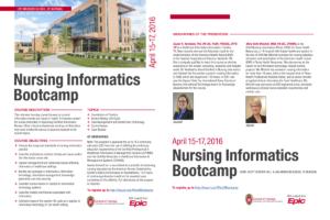 Media Solutions; Graphic Design; University of Wisconsin; School of Medicine and Public Health; UW-Madison; Publication; printed matter; Flyer