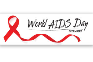 Media Solutions; Graphic Design; University of Wisconsin; School of Medicine and Public Health; UW-Madison; banner; World AIDS Day